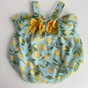 Dillards - Baby Essentials Lemon Swimsuit